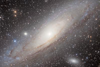 The Andromeda Galaxy!